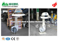 Grey color Air blower motor used after crushing bubble blower convey